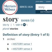 Merriam-Webster Definition