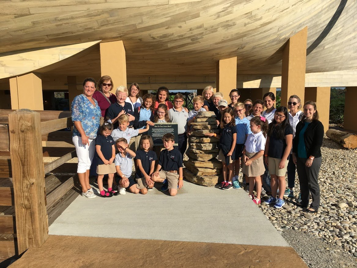 Twelve Stones at the Ark Encounter