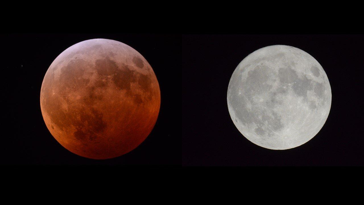 Moon Perigee Apogee