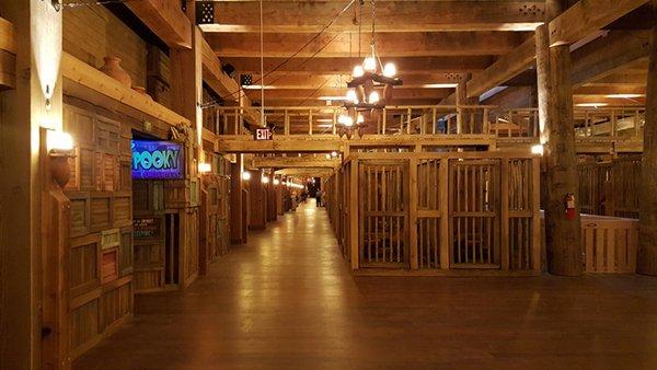 Ark Encounter Interior