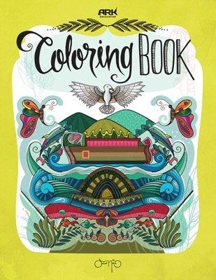 Oscar Nava Coloring Book