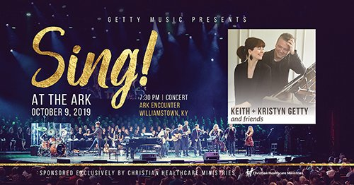 Getty Concert at the Ark Encounter