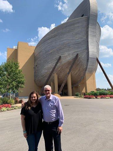 Abby Johnson at the Ark