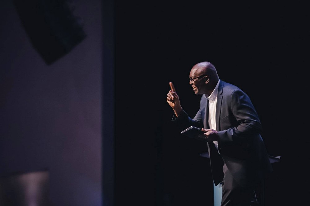 Dr. Charles Ware at Answers for Pastors
