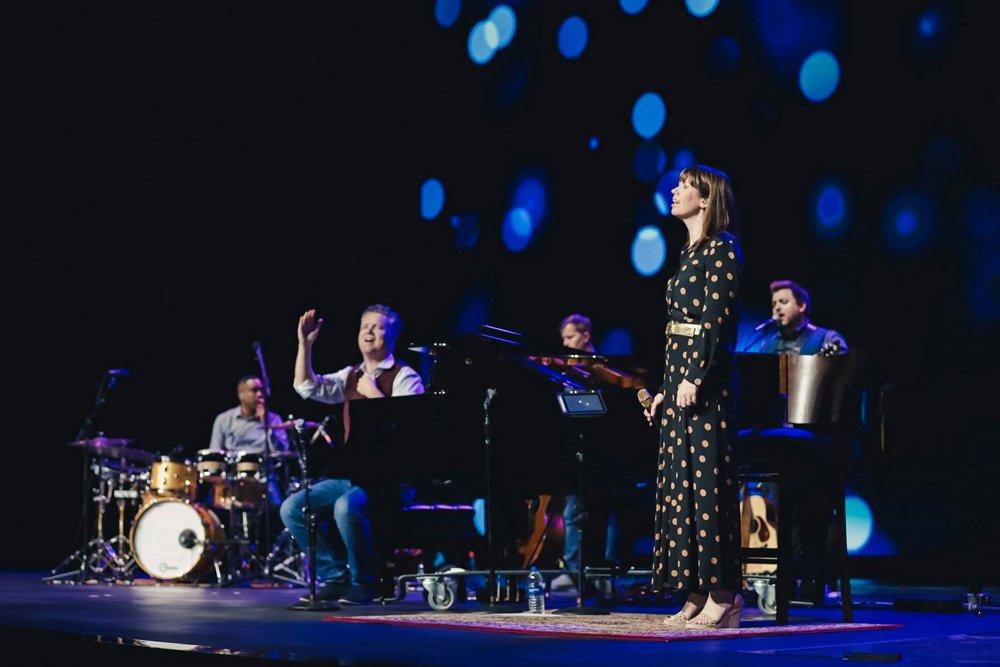 Getty Concert Worship