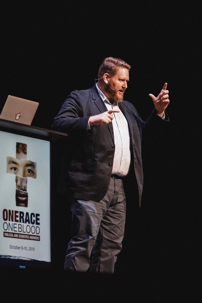 Joe Owen at Answers for Pastors