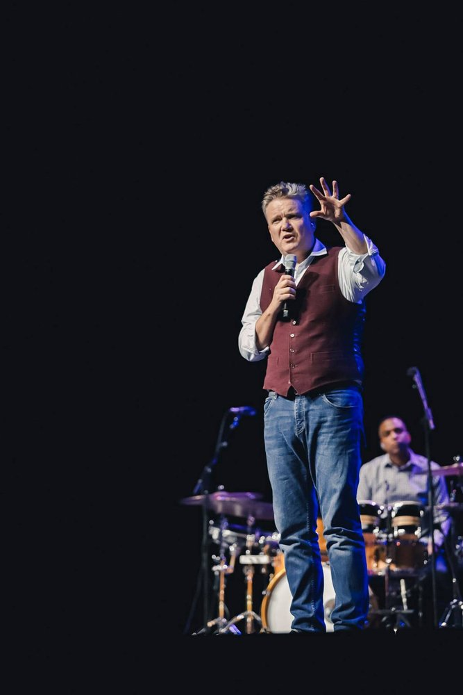 Keith Getty at Answers for Pastors