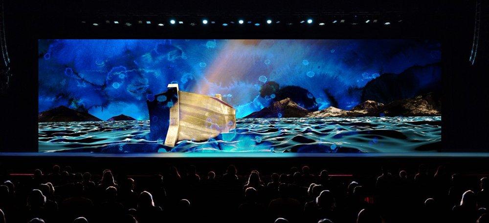 Wonder show, ark