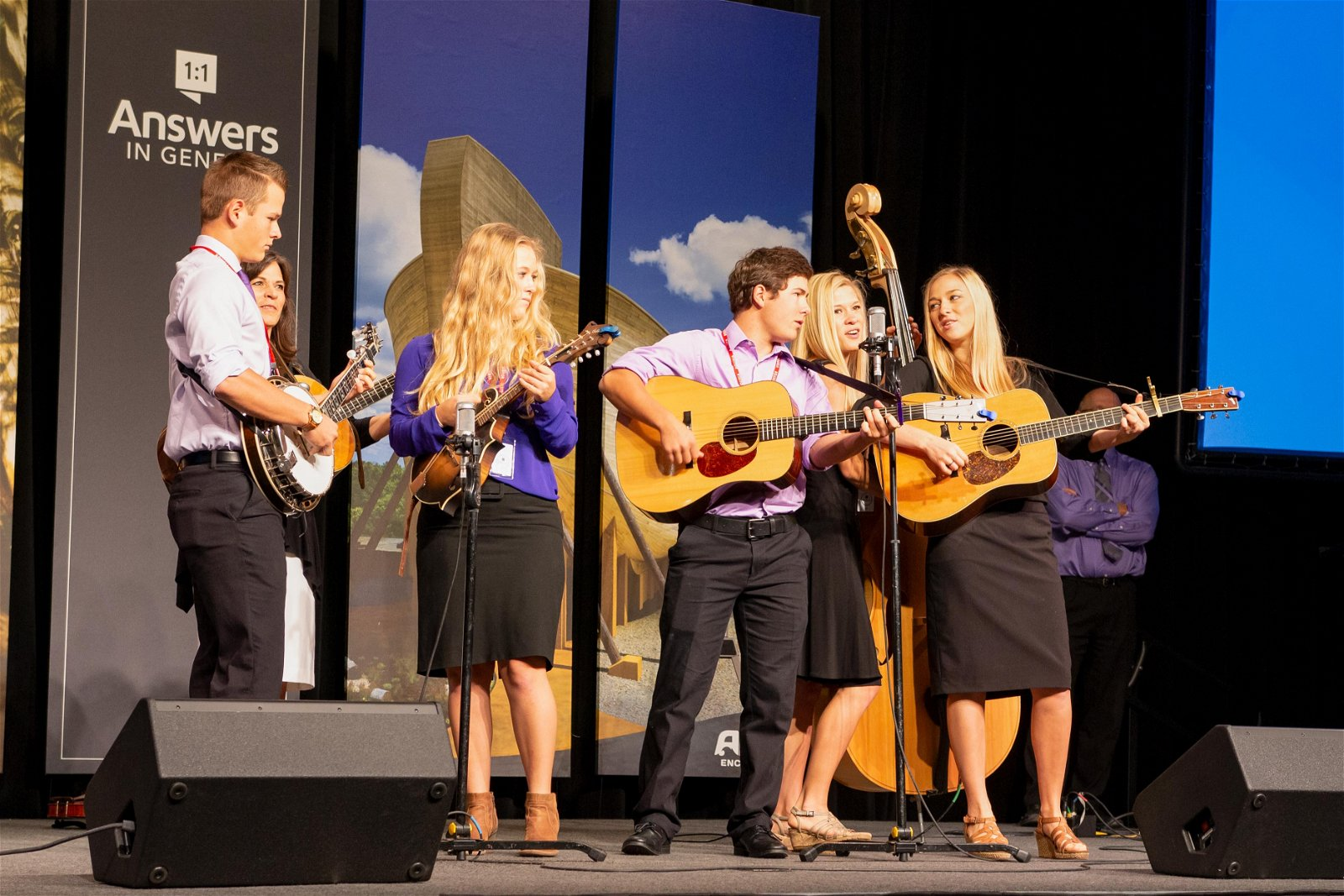 Kingery Family Singing