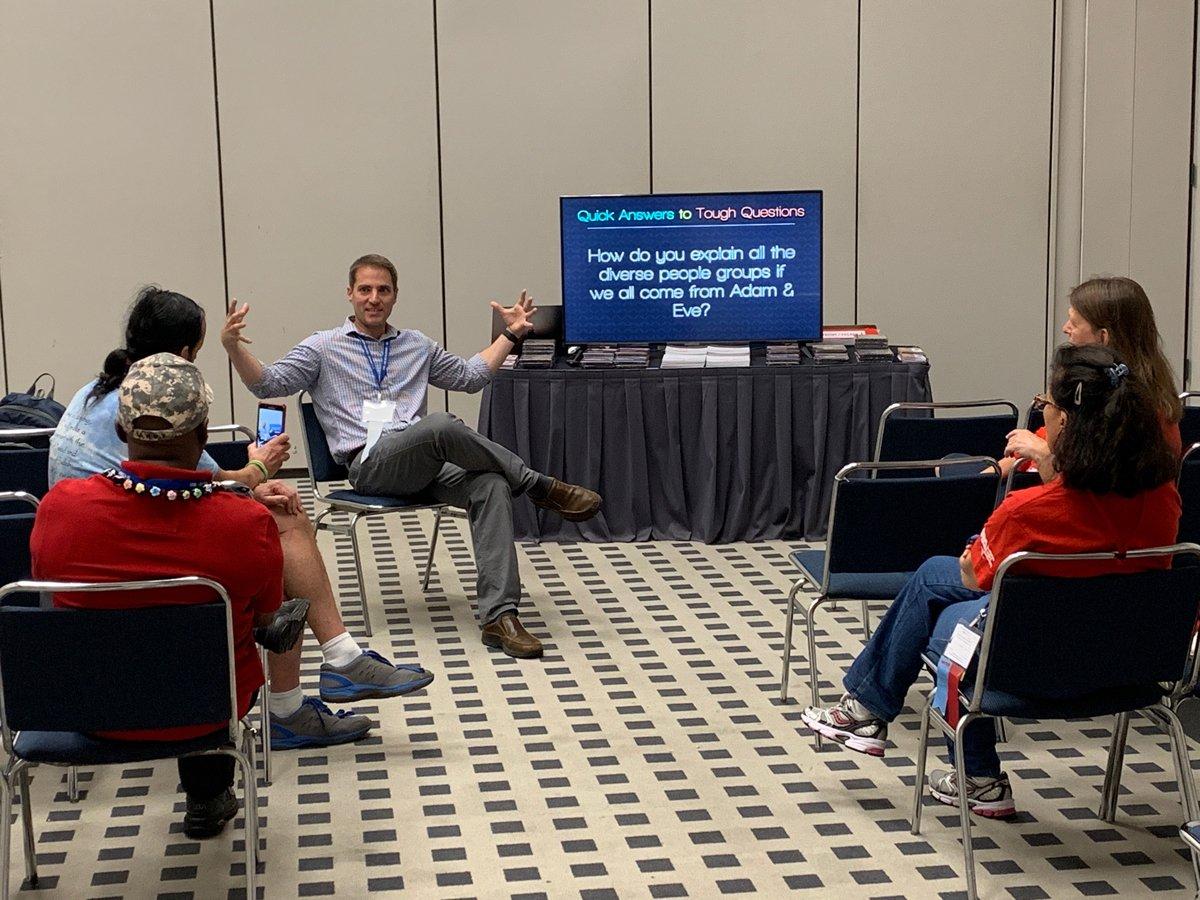 Bryan Osborne Teaching at NEA