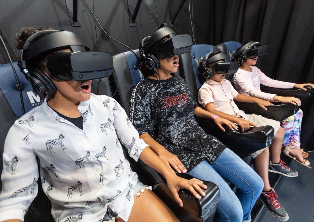 Ark Encounter Virtual Reality Truth Traveler