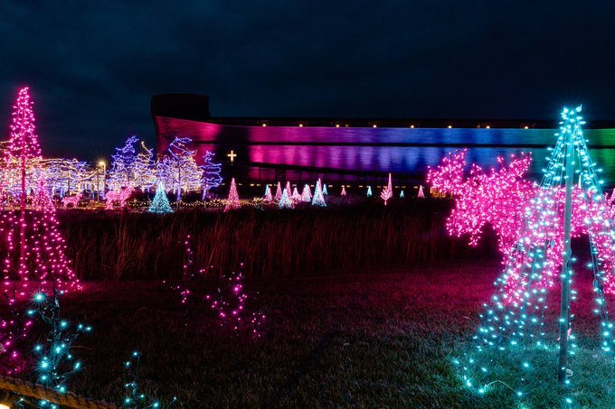 ChristmasTime at the Ark Encounter
