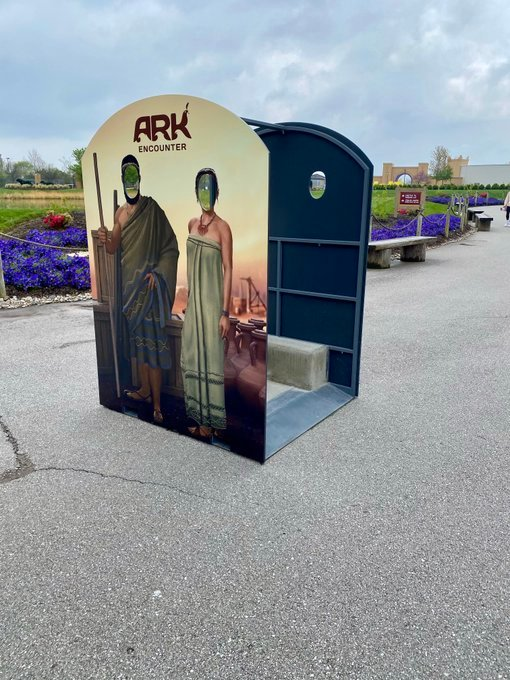 Ark Encounter Photo Opportunity
