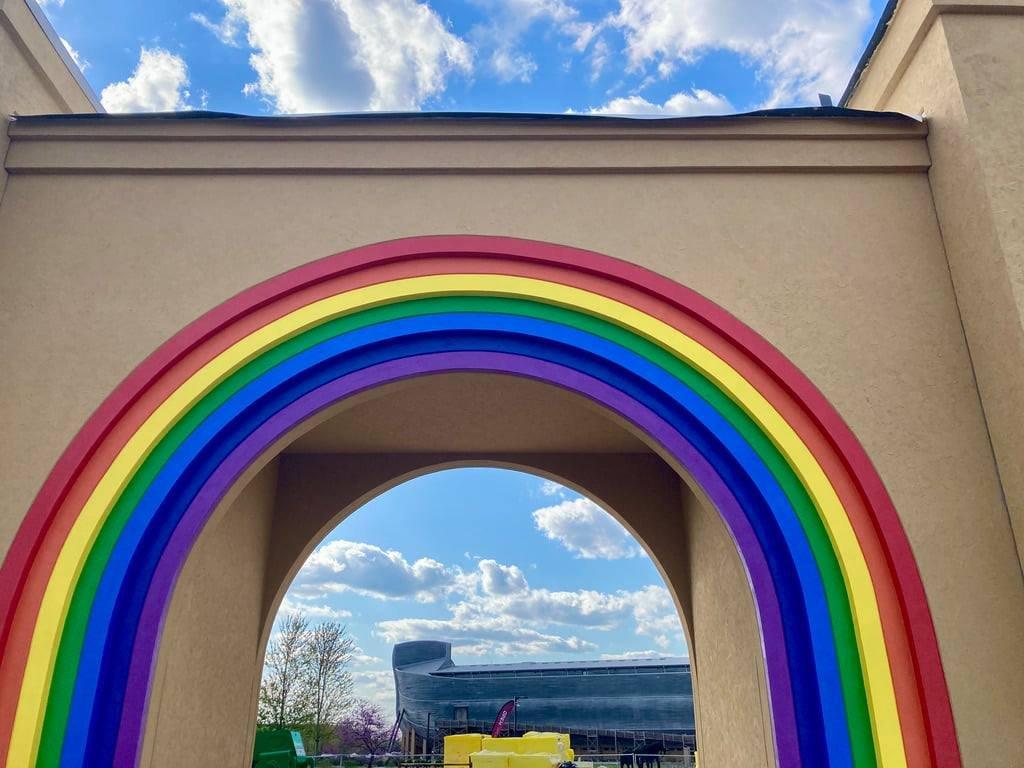 Ark Encounter Rainbow Arch