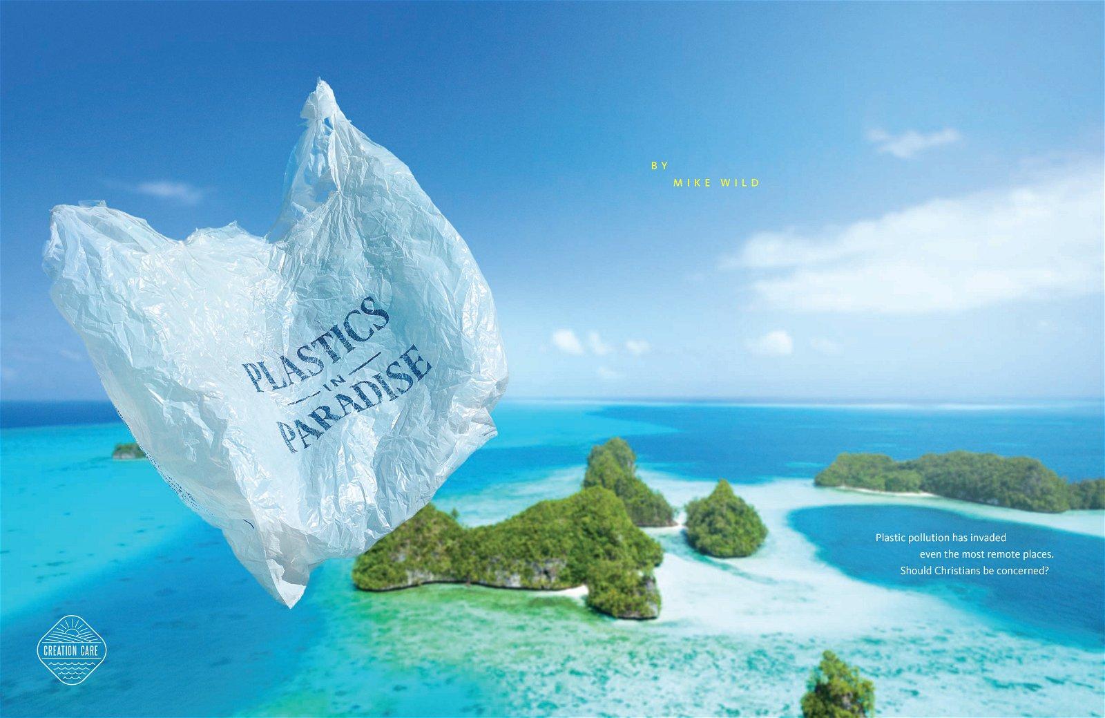 Plastics in Paradise Article