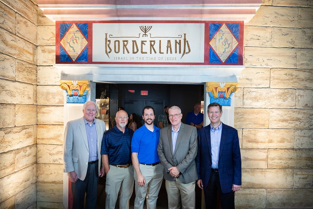 Borderland: Israel at the time of Jesus