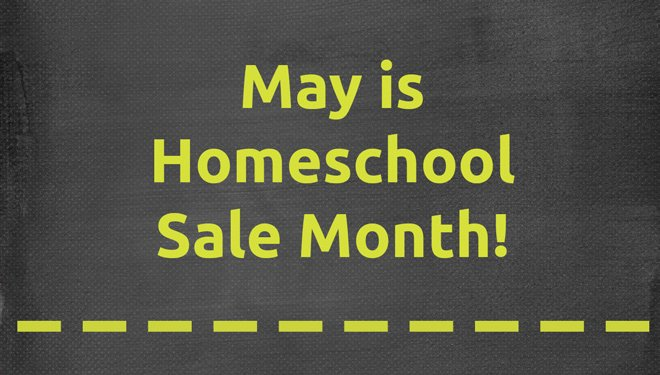 Homeschool Sale