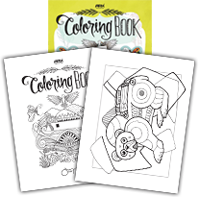 Oscar Nava Coloring Pages