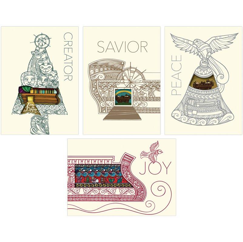 Oscar Nava Christmas Cards