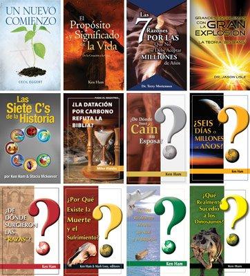 Evangelismo creacionista (12 tratados)