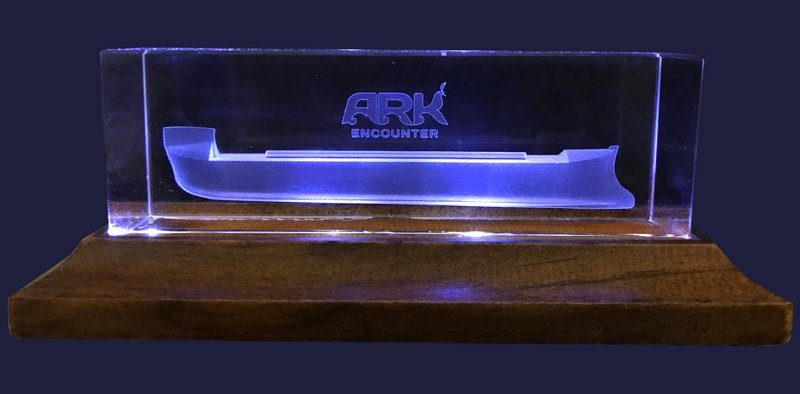 Ark with Light On