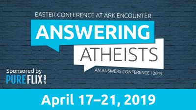 2019-04-17 Answering Atheists