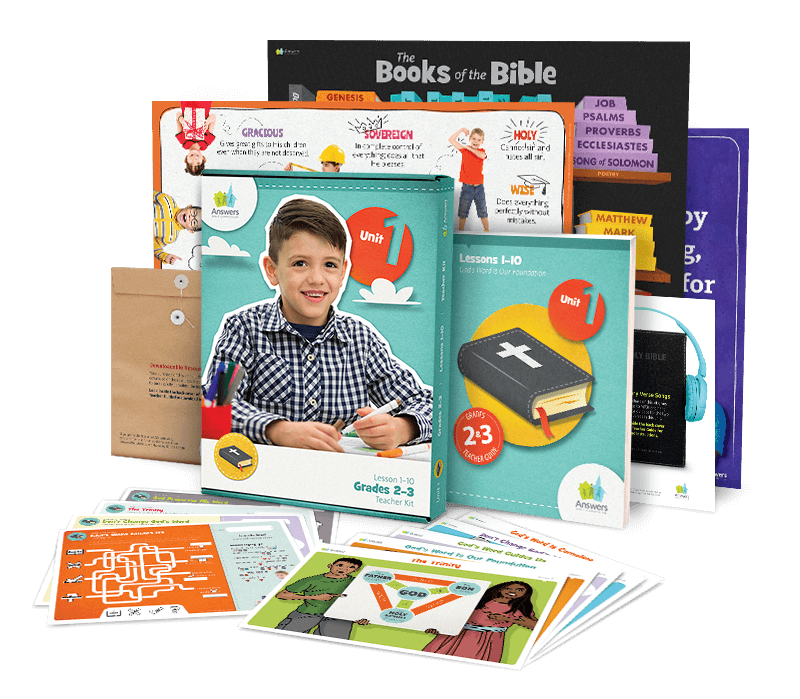 Sunday School | Answers Bible Curriculum