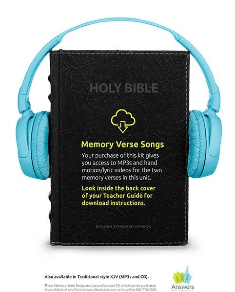 Memory Verse Music