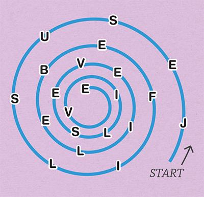 Memory Verse Spiral