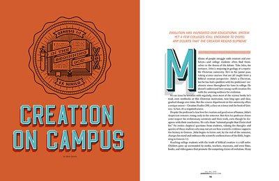 Creation on Campus