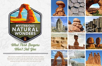 Mysterious Natural Wonders