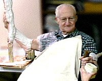 Ray Armand being cast