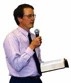 Dr Terry Mortenson