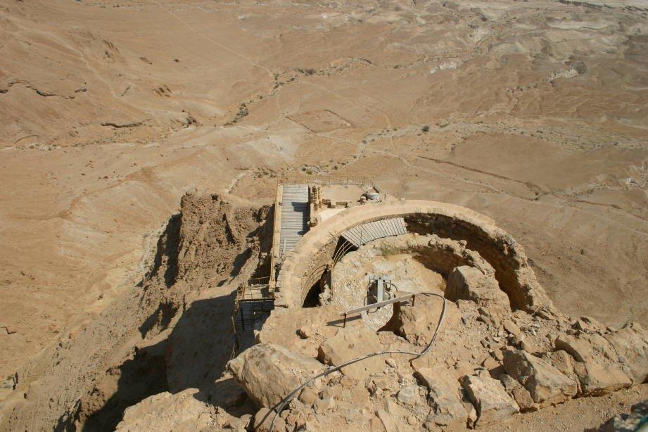 Herod's Masada