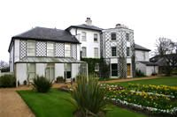 Darwin's family home