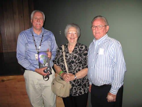 Mark Looy and the Josephsens