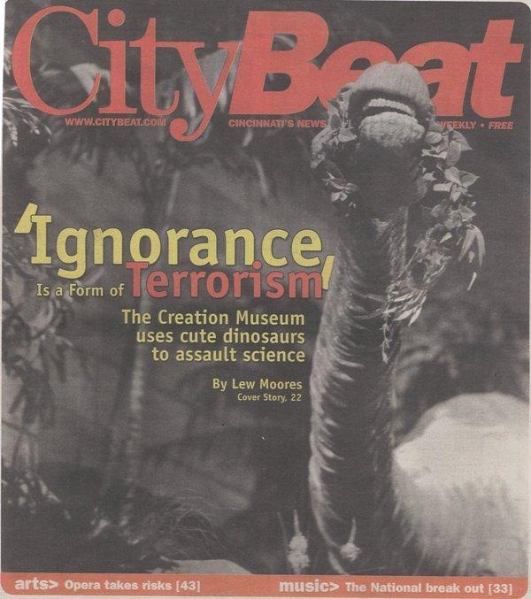 <i>Citybeat</i> Cover