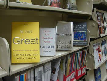 Popular atheist books