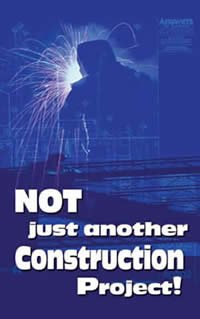 Construction book cover