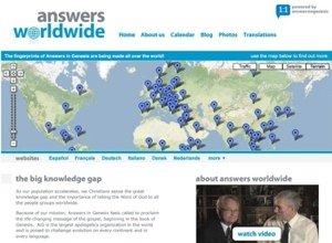 Answers WorldWide screenshot