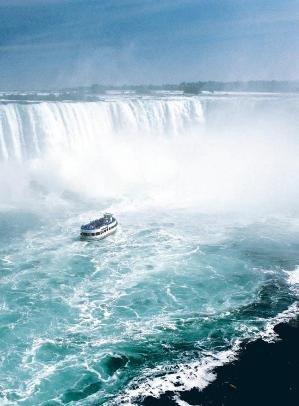 Niagara Falls In North America Answers In Genesis
