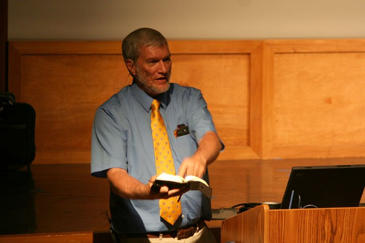 Ken Ham gives his testimony