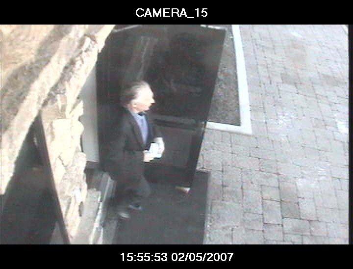 Bill Maher departs