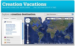 Creation Vacations