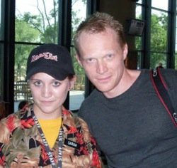 Paul Bettany at the Creation Museum