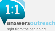 Answers Outreach logo