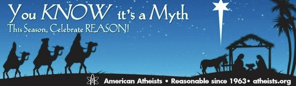 Atheist: You know it's a myth