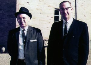 Drs. Morris and Whitcomb