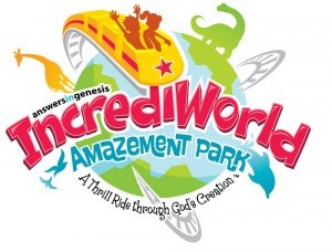 Answers in Genesis IncrediWorld VBS Logo