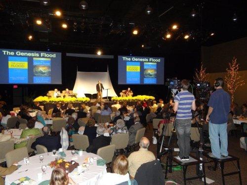 1,000-seat Auditorium